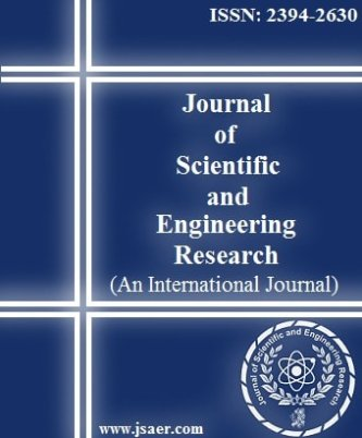 Home - Journal of Scientific and Engineering Research